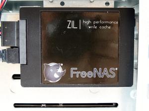 iXsystems FreeNAS Mini NAS Review - One | A Digital Media Archive By