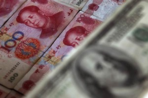 Chinese yuan weakens against US dollar for third day