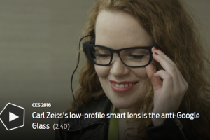Forget Google Glass: Carl Zeiss's smart lens prototype proves smart glasses can be subtle