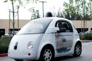 Google will Expand the Team to Develop Automatic Driving a Minivan with Fiat