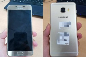 Samsung C5 Spy Photos Real Machine First Exposure Specifically for Chinese Users to Create