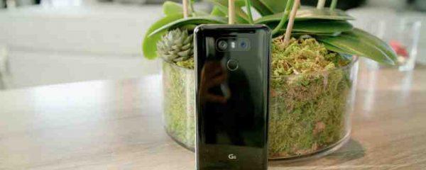 LG G6: First Impressions!