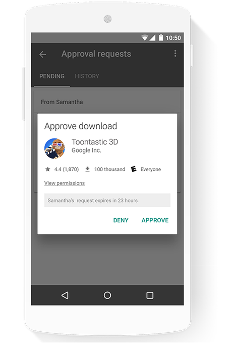 Google introduces Family Link, its own parental control software for Android