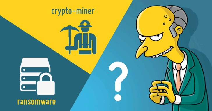 cryptocurrency-mining-ransomware