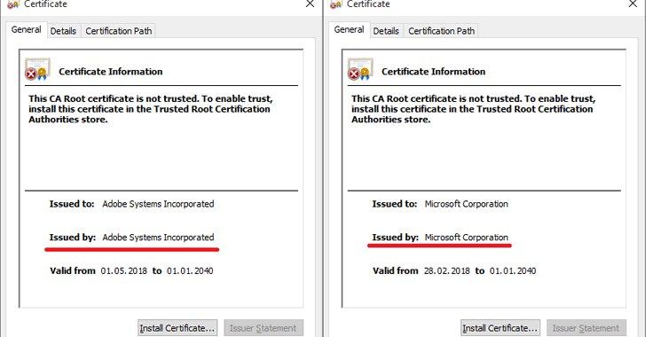 root-certificates