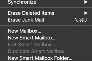Locating Missing Mac Mail