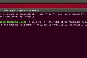 Why people use the echo command when installing sofeware in linux